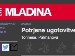 MLADINA- KONZUM