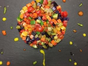 Tartare di vegetali
